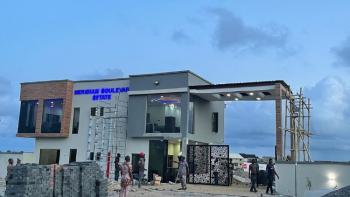 Own a Piece of The Fast Developing Estate, Meridian Boulevard Estate, Behind Atican Beach Resort, Okun-ajah, Ajah, Lagos, Residential Land for Sale