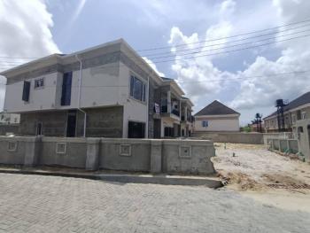 4 Bedroom Duplex with 18 Months Payment Plan, Near Shoprite Jakande, Lekki Phase 2, Lekki, Lagos, Semi-detached Duplex for Sale