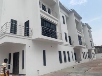 Newly Built Luxury 4bedroom Serviced Terrace House, Osapa, Lekki, Lagos, Terraced Duplex for Rent