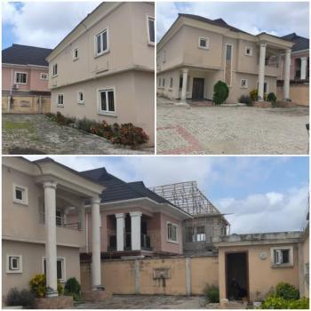 Magnanimus 5 Bedroom Detached Duplexe in a Serene Location., Idiagbon, Lekki Expressway, Lekki, Lagos, Detached Duplex for Sale