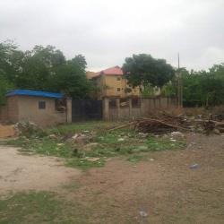 Vacant Private Residential Plot (buildable & Livable), By Mobil Filling Station, Mabuchi, Abuja, Residential Land for Sale