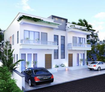 5 Bedrooms with Bq and 2 Sitting Rooms, Amen Estate Phase 2, Eleko, Ibeju Lekki, Lagos, Semi-detached Duplex for Sale