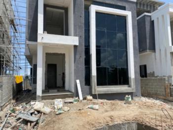 Ongoing Development of Built 5 Bedroom Duplex, Megamound Estate, Lekki, Lagos, Detached Duplex for Sale