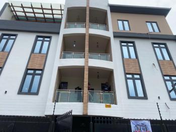 Brand New 3 Bedroom Flat with Bq, Oyadiran Estate, Sabo, Yaba, Lagos, Flat for Rent