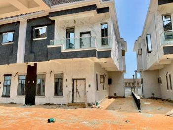 Magnificent 4 Bedroom Semi Detached Duplex with Bq, Behind Mega Chicken, Ikota, Lekki, Lagos, Semi-detached Duplex for Sale