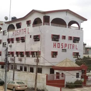 a Functional Fully Equipped Hospital Sitting on 2 Plots of Land, Off Nnobi Street, Kilo Bus-stop, Ikate, Surulere, Lagos, Plaza / Complex / Mall for Sale