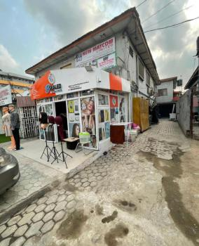 a Fully Commercial Property, Along Awolowo Way, Ikeja, Lagos, Plaza / Complex / Mall for Sale