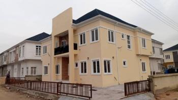 Just Out Now Newly Built Fully Detached 4 Bedroom Duplex with a Bq, Beside Mega Chicken, Ikota, Lekki, Lagos, Detached Duplex for Sale