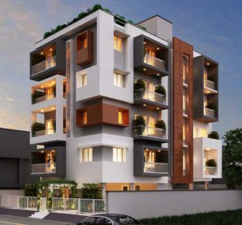 Luxury 3 Bedrooms Apartment (off Plan), Palmgrove, Ilupeju, Lagos, Flat for Sale