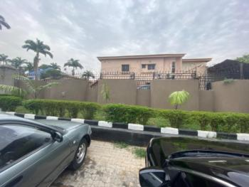 Massive Premises in a Nice and Cozy Enclave, Off Mississippi, Maitama District, Abuja, Detached Duplex for Sale