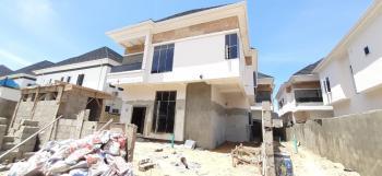Luxuriously Built 4 Bedrooms Detached Duplex with Bq, Chevron Tollgate, Lafiaji, Lekki, Lagos, Detached Duplex for Sale
