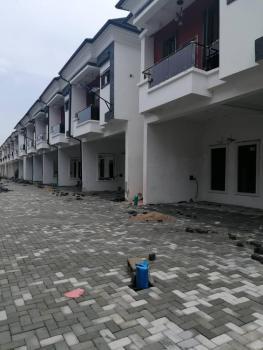 Newly Built 17 Units of 4 Bedrooms Terraced Duplex with Bq, Ikota, Lekki, Lagos, Terraced Duplex for Sale