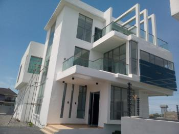 Newly Built 5 Bedrooms Detached Duplex with Swimming Pool, Osapa, Lekki, Lagos, Detached Duplex for Sale