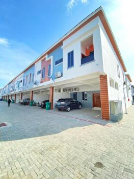 Fully Serviced 4 Bedroom Terraced Duplex in Chevron, Chevron Drive, Osapa, Lekki, Lagos, Terraced Duplex for Rent