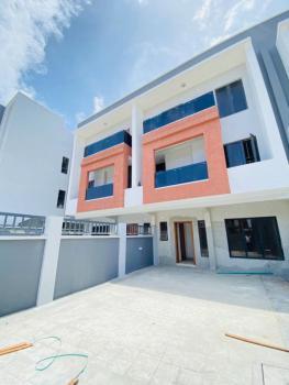 Self Compound, 4 Bedrooms Terraced Duplex, Ikate Elegushi, Lekki, Lagos, Terraced Duplex for Sale