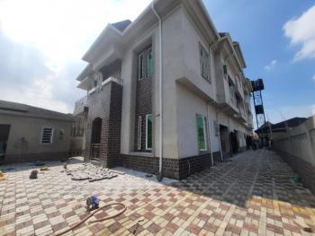 Brand New Spacious 2 Bedroom Flat, Victory Estate, Ago Palace, Isolo, Lagos, Flat for Rent