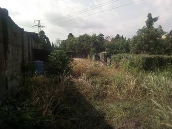Land Measuring 1000sqm, Old Abeokuta Road, Oko-oba, Agege, Lagos, Land for Rent