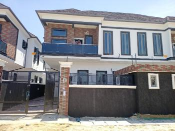 Magnificently Finished 4 Bedroom Semi Detached Duplex with Bq, Chevron Toll Gate, Lekki, Lagos, Semi-detached Duplex for Rent
