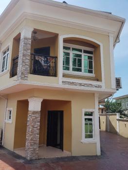 4 Bedrooms Fully Detached Duplex + Bq, Akora Villa Estate, Adeniyi Jones, Ikeja, Lagos, Detached Duplex for Sale