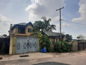 4 Bedroom Duplex with a Mini Flat Boys Quaters, Labak Estate, Oko-oba, Agege, Lagos, Detached Duplex for Sale