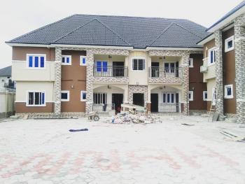 Newly Built Standard 2 Bedroom Flat with Pop Ceiling and Federal Light, Rumuibekwe Housing Estate Opposite Shell, Rumuibekwe, Port Harcourt, Rivers, Flat for Rent