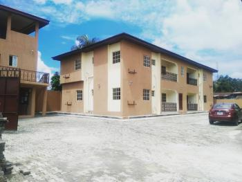 Spacious 2 Bedroom Flat with Federal Light and Secured Estate, Total Gospel Off Peter Odili Road, Port Harcourt, Rivers, Flat for Rent