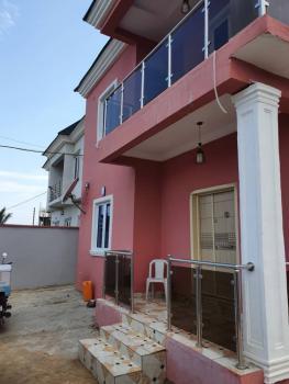 Lovely 4 Bedroom Duplex, Millennium Estate, Gbagada, Lagos, Semi-detached Duplex for Sale