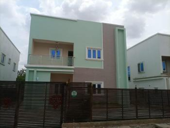 4 Bedroom Detached Duplex with Classic Finishing, N U T Road, Lugbe District, Abuja, Detached Duplex for Sale
