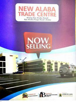 Shop in a Shopping Complex, Alaba, Ojo, Lagos, Shop for Sale