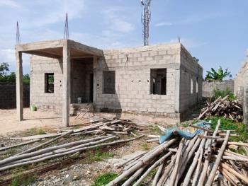 5 Bedroom Detached Duplex (carcass), Greenwood Estate Opp Corona Sch., Abijo, Lekki, Lagos, Detached Duplex for Sale