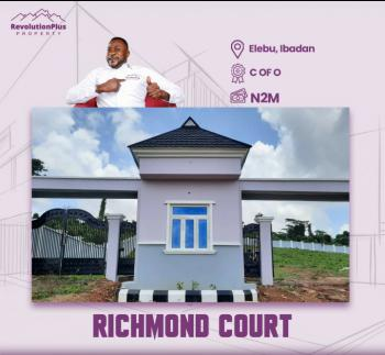 Land with C of O Approved. Fast Selling No Omonile., Richmond Estate Road, Oke Bola, Ibadan, Oyo, Residential Land for Sale