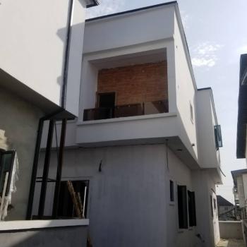Beautiful 4 Bedroom Semi Detached Duplex with Bq, Lekki Palm City Estate, Ajah, Lagos, Detached Duplex for Sale