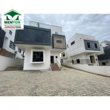 5 Bedrooms Detached Duplex with 1 Room Bq Attached, Guzape District, Abuja, Detached Duplex for Sale