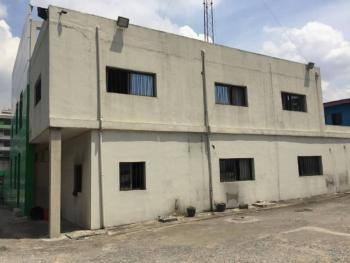 Unique Commercial Building with Parking Space for 30 Cars, Jibowu, Ikorodu Road, Yaba, Lagos, Office Space for Rent