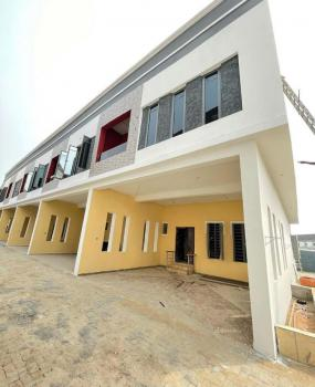 Newly Built 4 Bedrooms Terraced Duplex with Bq, Lekki County Homes, Ikota, Lekki, Lagos, Terraced Duplex for Sale
