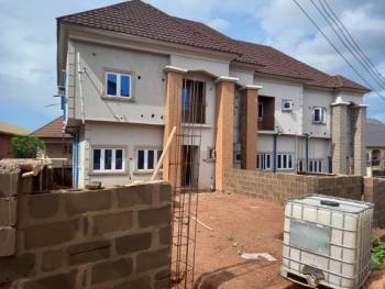Newly Built 3-bedroom Terrace Duplexes, Golden Villa Estate, Independence Layout, Enugu, Enugu, Terraced Duplex for Sale