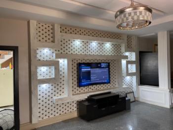 New 4 Bedroom Duplex with Bq Powered By 10 Kva Solar System, Musa Yaradua Expressway, Galadimawa, Abuja, Detached Duplex for Sale