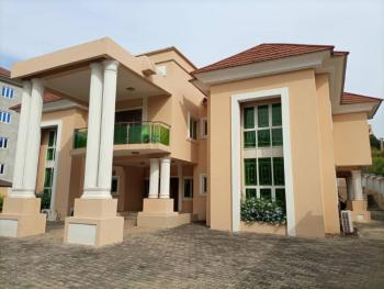 Ambassadorial Seven Bedroom Mansion with Bq, Aso Rock Villa, Asokoro District, Abuja, Detached Duplex for Sale