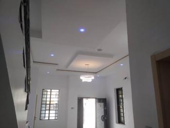 Lovely Newly Built 4 Bedroom Duplex with Bq, Lekky County Home, Lekki Phase 2, Lekki, Lagos, Semi-detached Duplex for Rent