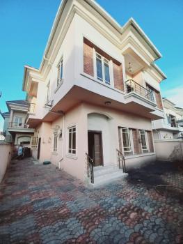 Four-bedroom Fully Detached Duplex, Chevron, Lekki, Lagos, Detached Duplex for Rent