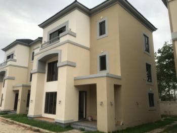 Beautiful Detached 4 Bedroom Terrace with Modern Facilities, Asokoro District, Abuja, Terraced Duplex for Rent