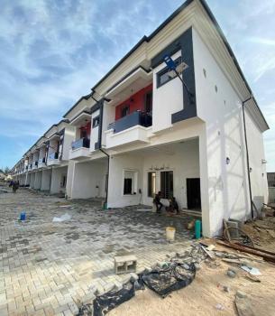 Stunning 4 Bedroom Terrace Duplex with Excellent Finishing, Ikota, Lekki, Lagos, Terraced Duplex for Sale