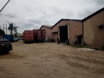 3 Bay Warehouse with Office Block on 2.8acres, Morrison Crescent, Oregun, Ikeja, Lagos, Warehouse for Sale