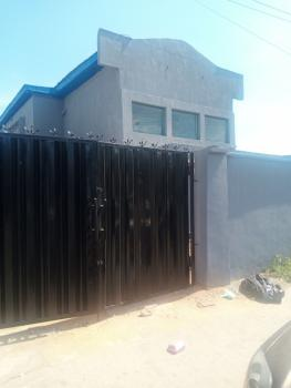 Newly Renovated Open Plan Detached Duplex with Bq, Bode Thomas, Surulere, Lagos, Office Space for Rent
