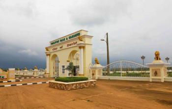 Land, Redemption Camp Road, Adron Estate(treasure Park and Gardens), Simawa, Ogun, Mixed-use Land for Sale