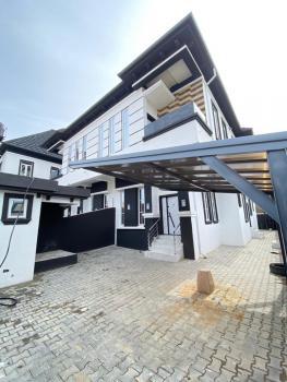 4 Bedrooms Semi Detached Duplex with Bq, Ikota, Lekki, Lagos, Semi-detached Duplex for Sale