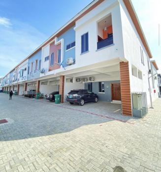Brand New 4 Bedroom Terrace Duplex, Bera Estate, Lekki, Lagos, Terraced Duplex for Rent