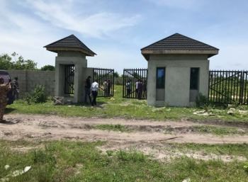 Fenced and Excised Dry Land., Champions Court Estate, Eleko, Ibeju Lekki, Lagos, Residential Land for Sale