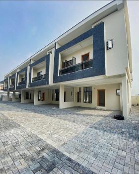 4 Bedrooms Terraced Duplex, Chevron, Lekki, Lagos, Terraced Duplex for Rent