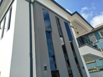 Luxury 5 Bedroom Terraced Duplex with Bq, United Estate, Sangotedo, Ajah, Lagos, Terraced Duplex for Sale